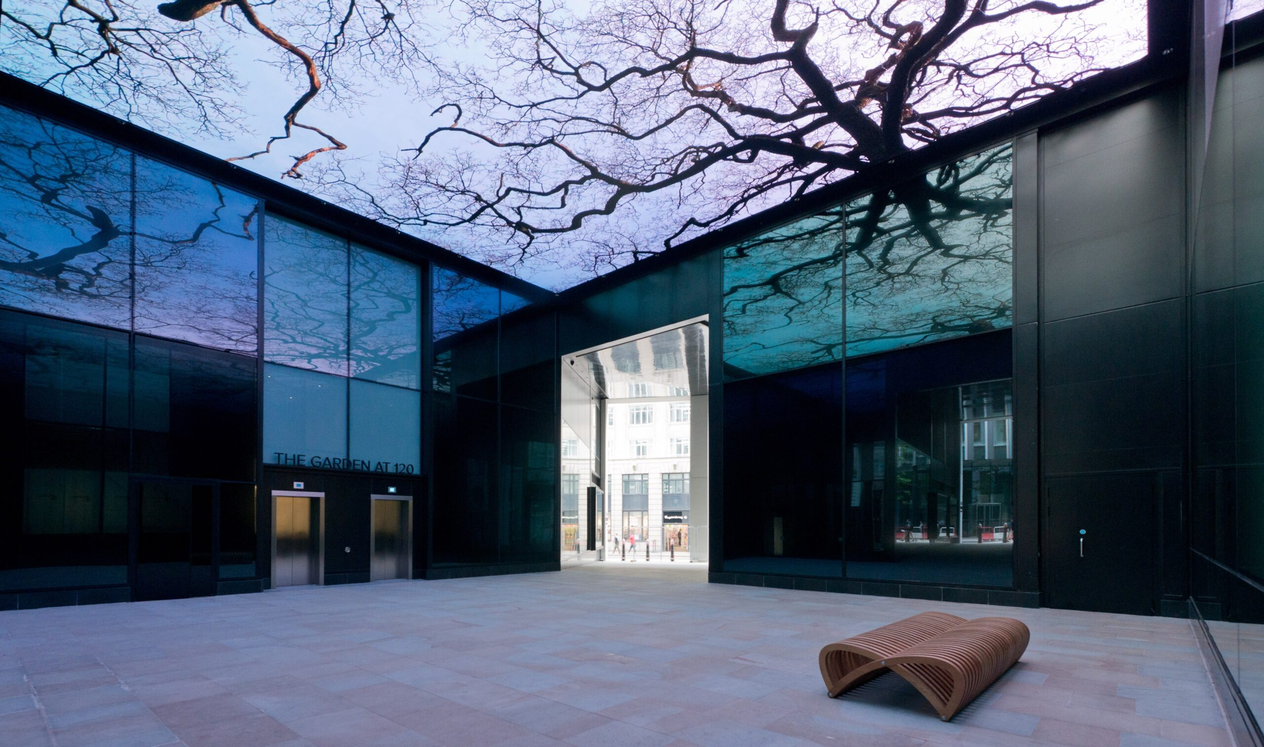 April 2021 'The Call of Things', Fen Court, 10 Fenchurch Ave, London