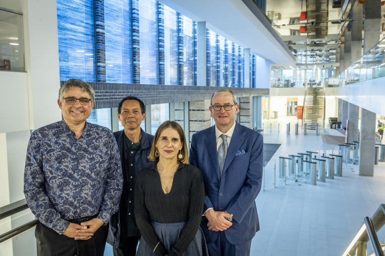 Cambridge Assessment HQ – Public Art Inauguration May 2018